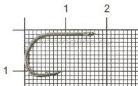 Крючок Owner №53265/С-5 №3 CARP