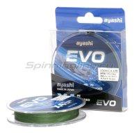 Шнур Evo-X4 150м 0,132мм dark green