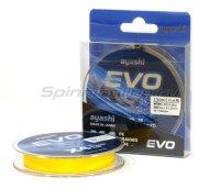 Шнур Evo-X4 150м 0,132мм yellow