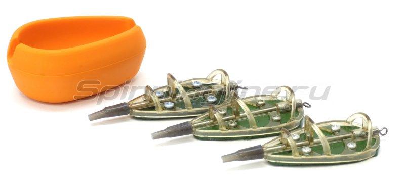 Stinger - Набор фидерных кормушек SACC-B017 30-40-50gr - фотография 1