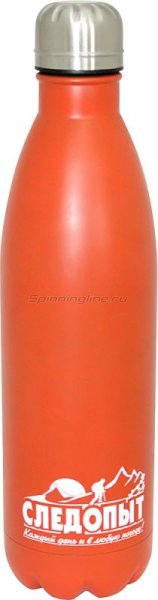 Термос-бутылка Следопыт 0,75л -  1