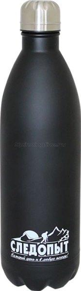 Термос-бутылка Следопыт 1л - фотография 1
