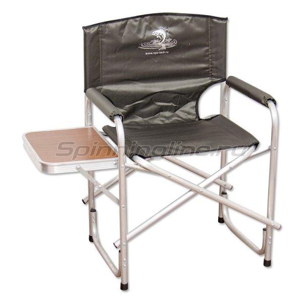 Кресло Кедр SK-04 складное со столиком - фотография 1