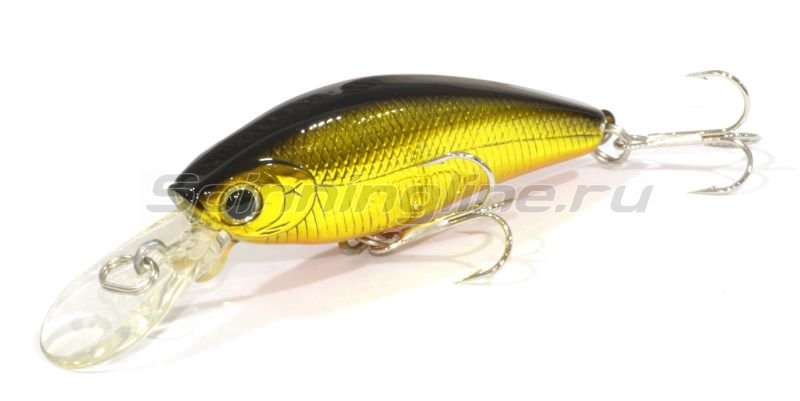 Lucky Craft - Воблер Tango 55S 0006 Gold Black 325 - фотография 1