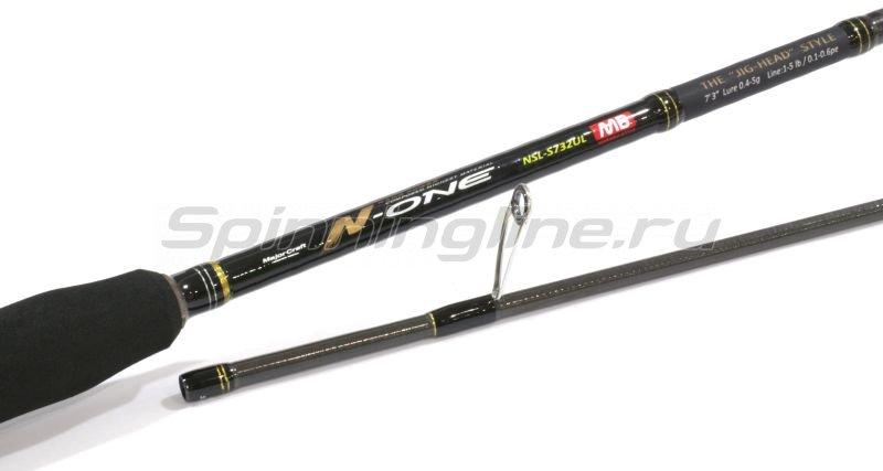 Спиннинг N-One S732UL -  3