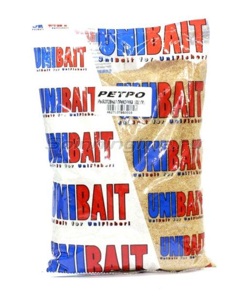 Прикормка Unibait Уникорм Ретро (1000 гр.) -  1