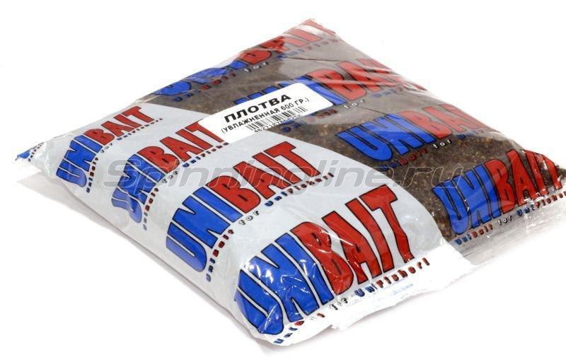 Прикормка увлажненная Unibait Ready Плотва (600 гр.) - фотография 1