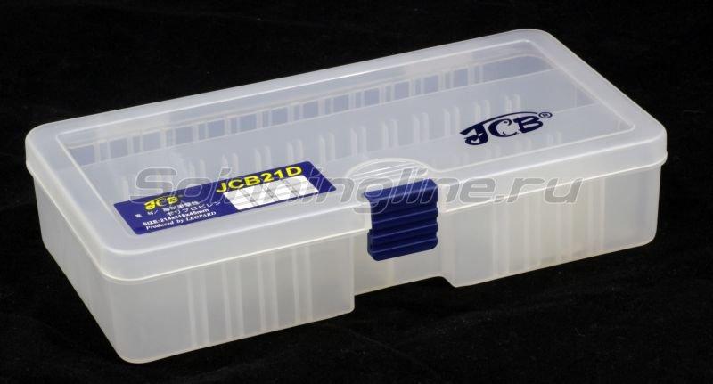 Коробка JCB21D - фотография 1