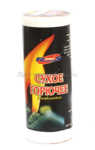 Сухое горючее Runis 150гр - фотография 1