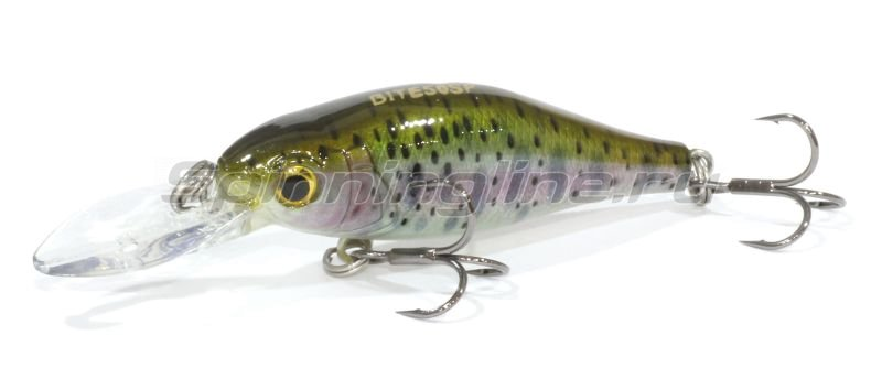 Воблер Bite 50SP 45 -  1