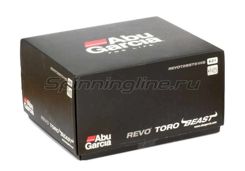 Abu Garcia - Катушка Revo Toro Beast 51LH - фотография 7