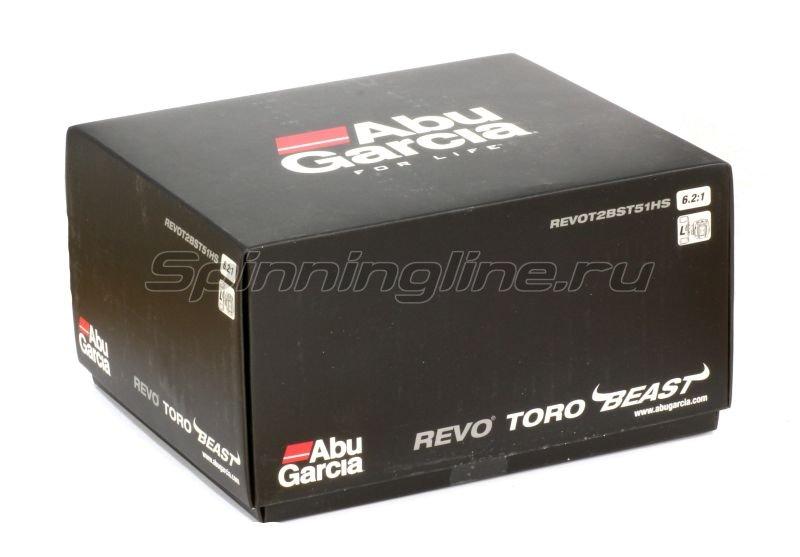Abu Garcia - Катушка Revo Toro Beast 61 HS LH - фотография 7