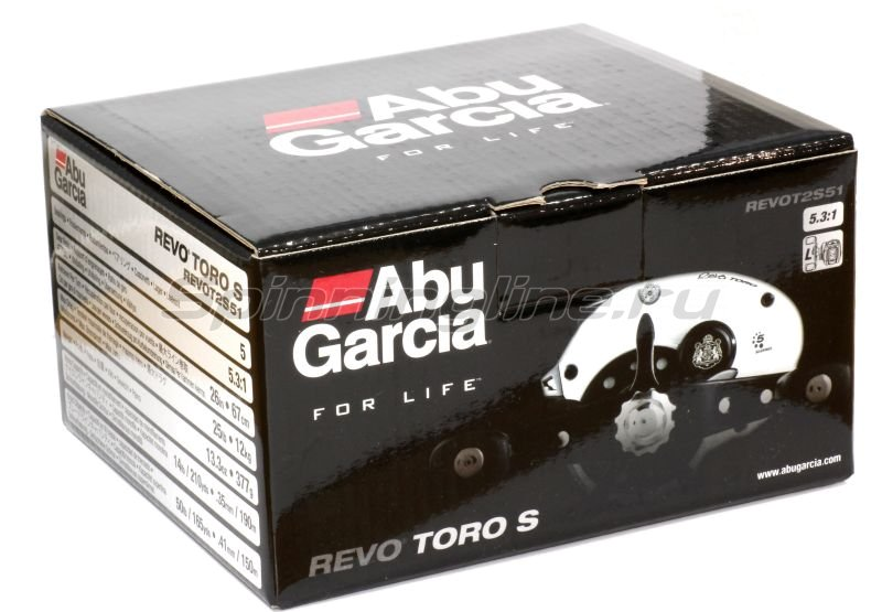 Abu Garcia - Катушка Revo Toro S 50 - фотография 3