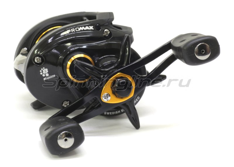 Катушка Abu Garcia Pro Max Low Profile new -  2