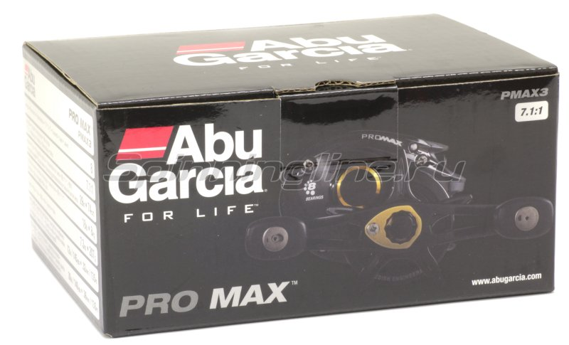 Abu Garcia - Катушка Pro Max Low Profile new - фотография 5
