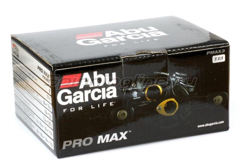 Катушка Abu Garcia Pro Max Low Profile LH new -  5