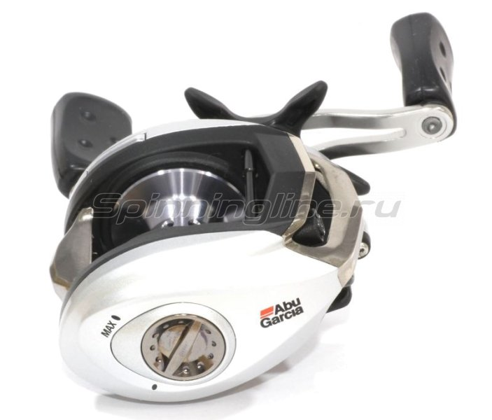 Abu Garcia - Катушка Ambassadeur Silver Max Low Profile LH new - фотография 3