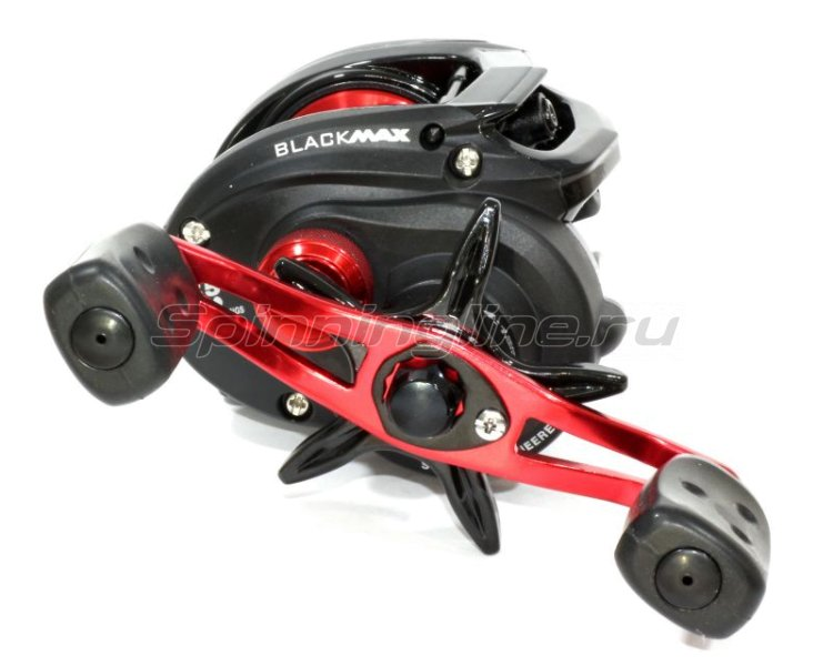 Abu Garcia - Катушка Black Max Low Profile new - фотография 3