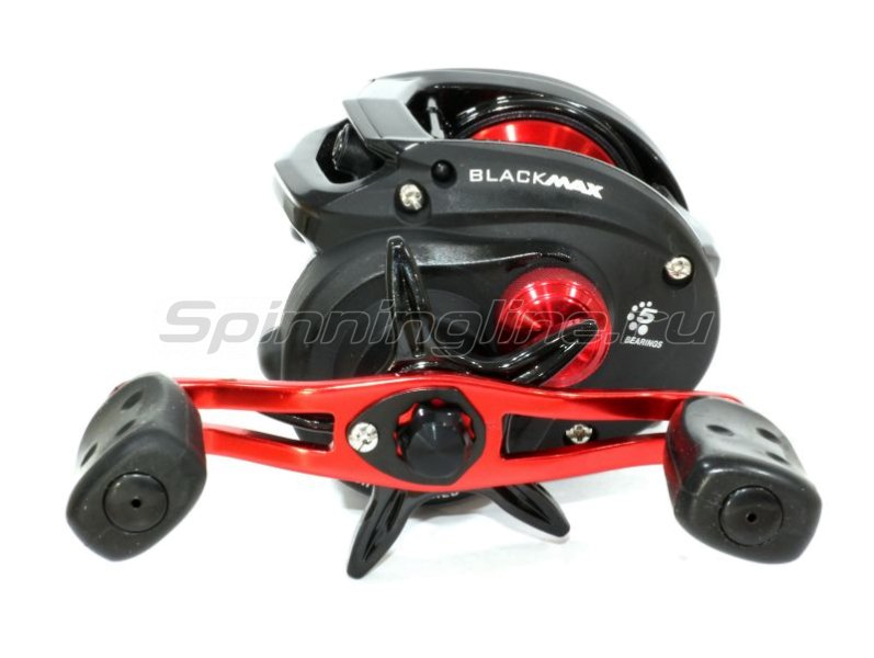 Abu Garcia - Катушка Black Max Low Profile LH new - фотография 2