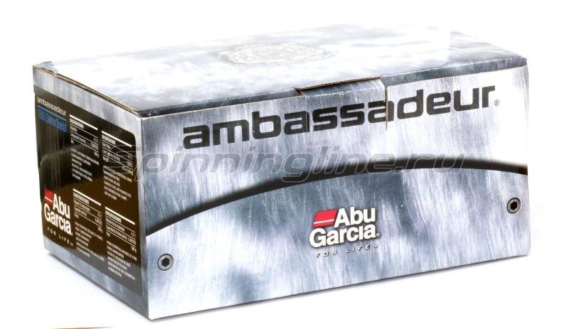 Катушка Ambassadeur 7000i Salmon Special -  4