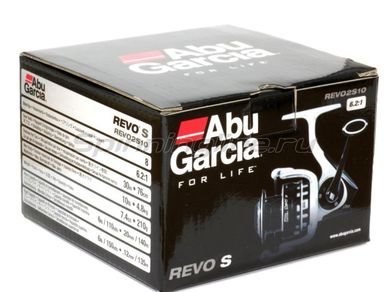 Abu Garcia - Катушка Revo S10 new - фотография 3