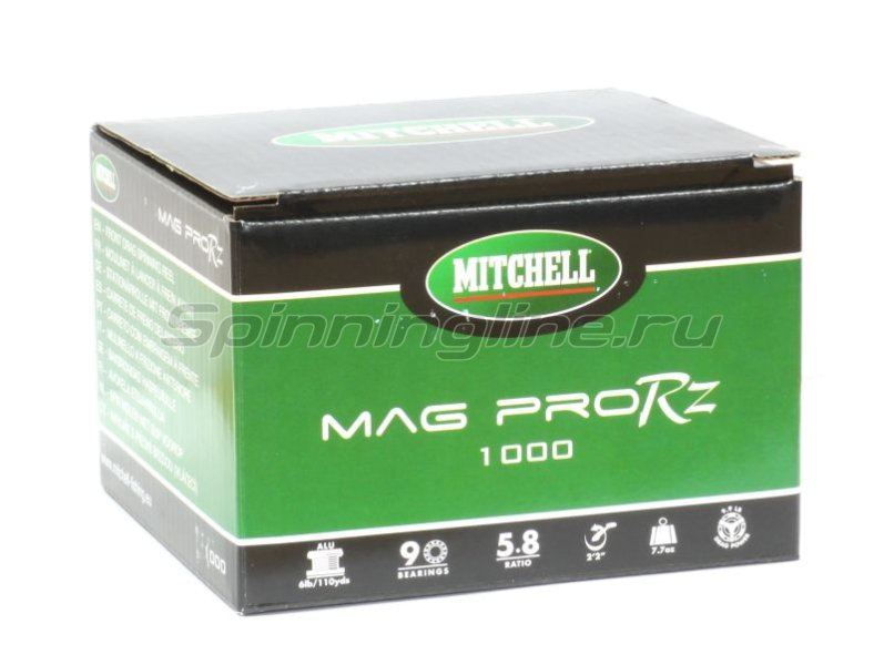 Катушка Mitchell Mag Pro RZ 2000 -  8