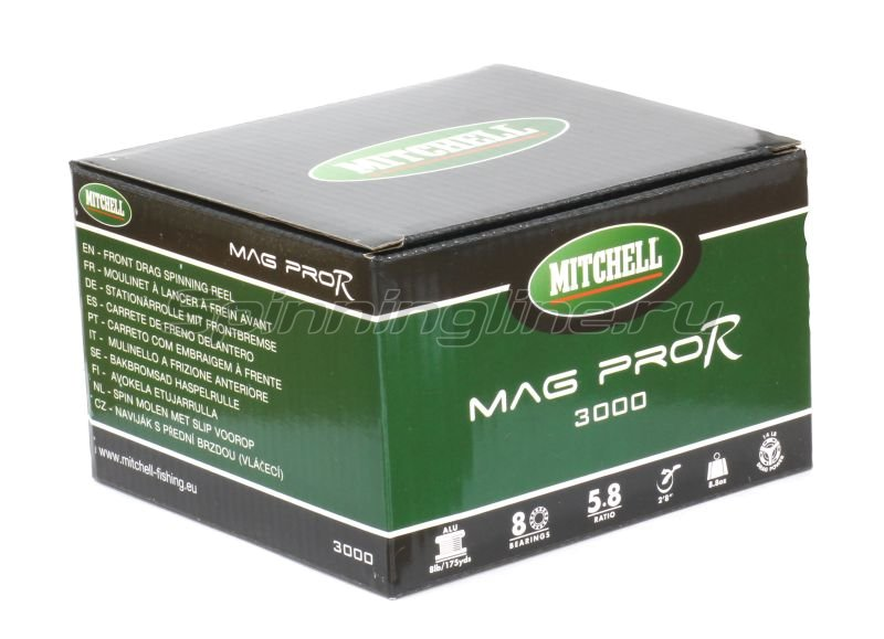 Mitchell - Катушка Mag Pro R 3000 - фотография 7