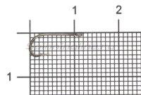 Крючок Saikyo Bait Hold KH-11014 №14