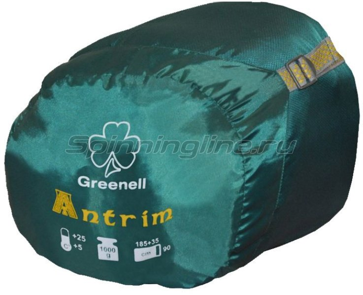 Greenell - Спальный мешок Антрим левый - фотография 2