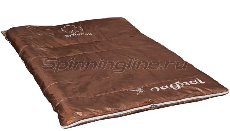 Спальный мешок Йол V2 коричневый -  2