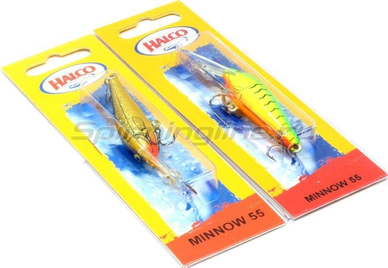 HALCO - Воблер Tilsan Minnow 055-T111 - фотография 2
