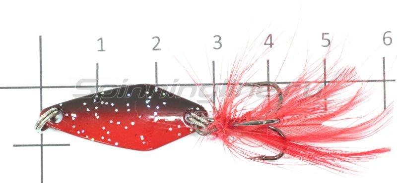Sprut - Блесна Mihiko Spoon 30 BKGR - фотография 4