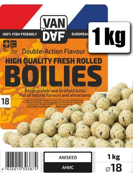 Бойлы Van Daf Classic Анис 1кг - фотография 1