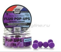 Бойлы Pop-Up Van Daf Кальмар-осьминог 12мм