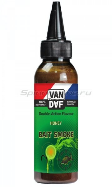 Жидкий дым VAN DAF Baitsmoke Honey 100мл - фотография 1