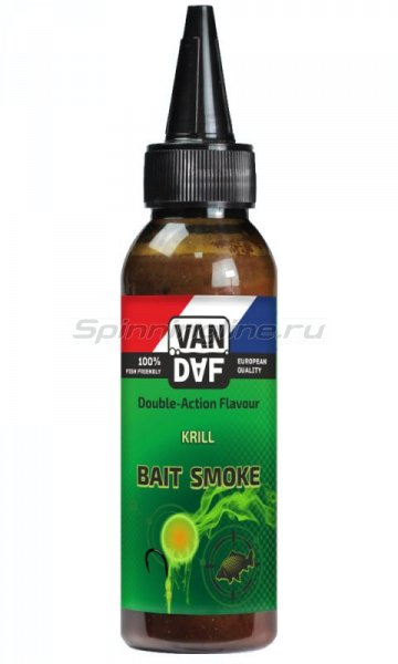 Жидкий дым Van Daf Baitsmoke Krill 100мл - фотография 1