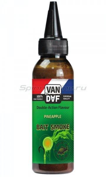 Жидкий дым VAN DAF Baitsmoke Pineapple 100мл - фотография 1