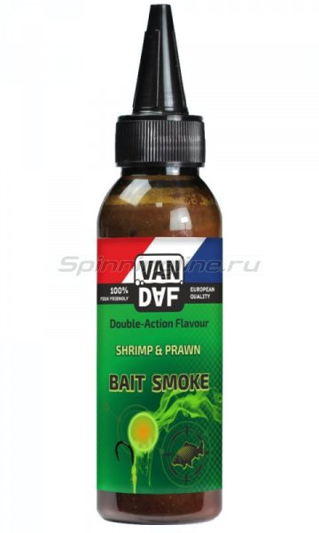 Жидкий дым Van Daf Baitsmoke Shrimp & Prawn 100мл -  1