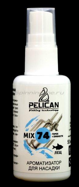 Дип Pelican Mix 74 Лещ 50мл - фотография 1