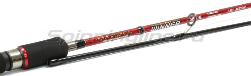 Maximus - Спиннинг Winner 27L - фотография 3