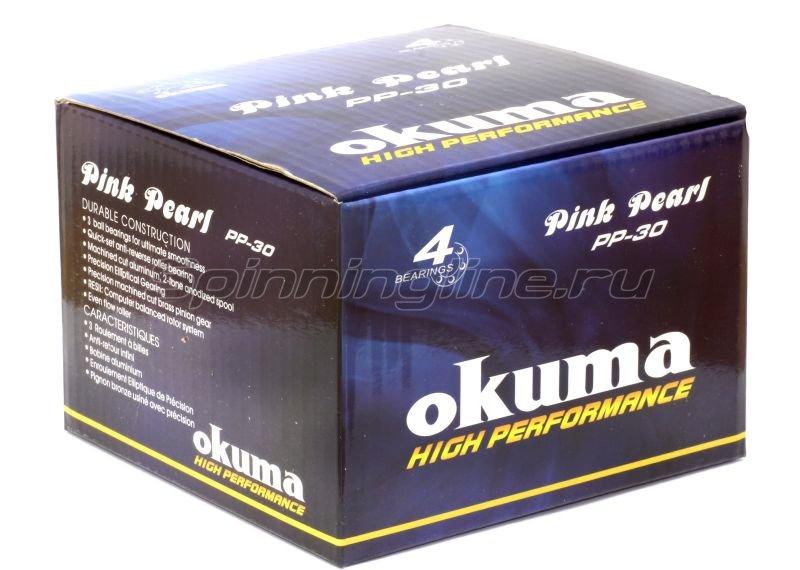 Okuma - Катушка Pink Pearl 30 - фотография 3