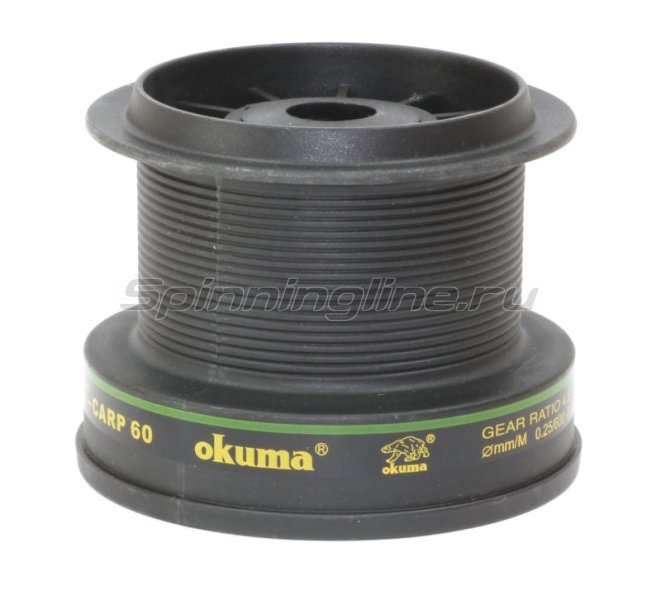 Okuma - Катушка Max4 Distance Carp 60 FD - фотография 4