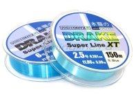 Леска Drake Superline XT 150м 0,234мм Blue