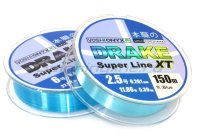 Леска Drake Superline XT 150м 0,405мм Blue