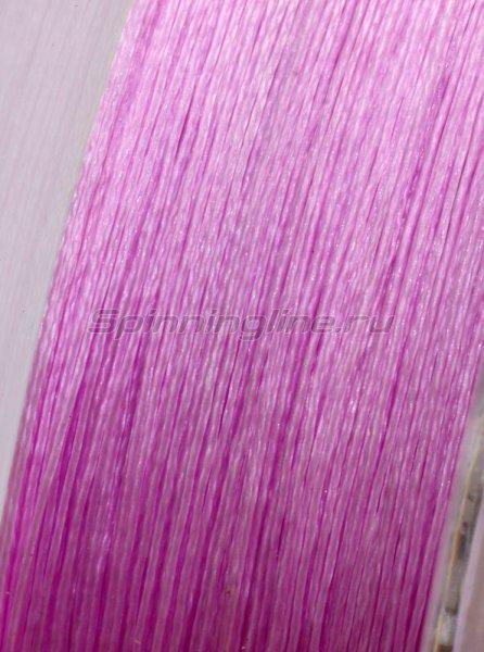 Yoshi Onyx - Шнур Nite 8 100м 0.8 Pink - фотография 3