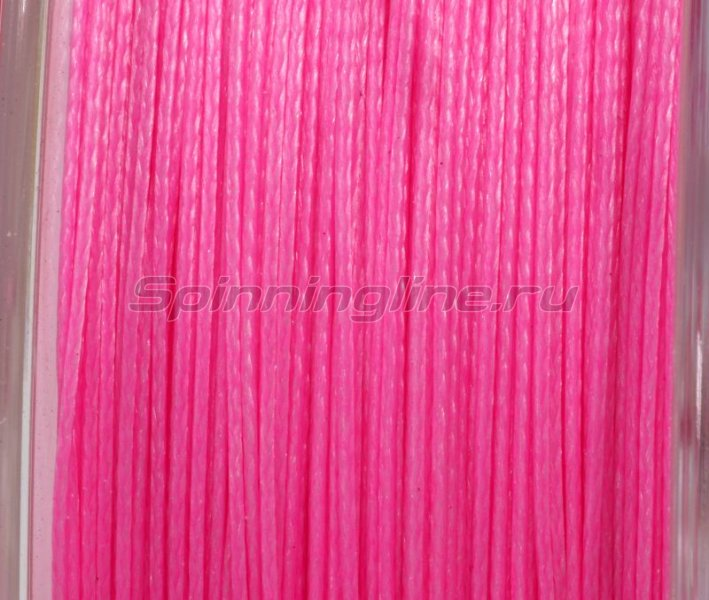 Climax - Шнур Touch 8 Braid 135м 0.20мм розовый - фотография 3