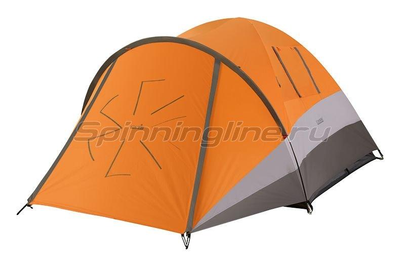 Палатка туристическая Norfin Dellen 3 NS - фотография 1