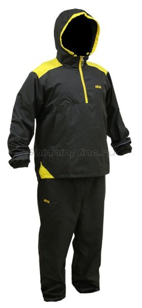 Костюм Шторм Novatex 52-54 рост 182-188 коричнево-желтый - фотография 1
