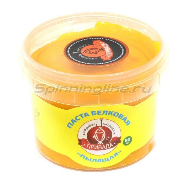 Привада - Паста пылящая 80мл мед - фотография 1