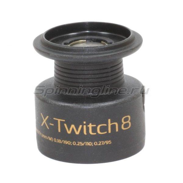 Salmo - Катушка Elite X-Twitch 8 20FD - фотография 7